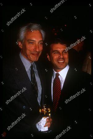 Steven Bochco and Ted Harbert