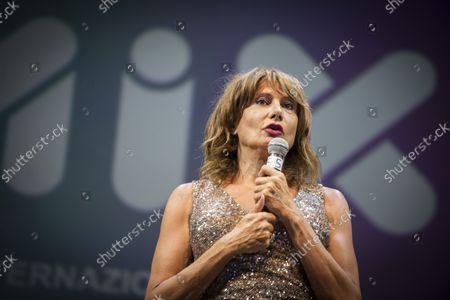 Editorial photo of Mix Festival 2021, Milan, Italy - 17 Sep 2021