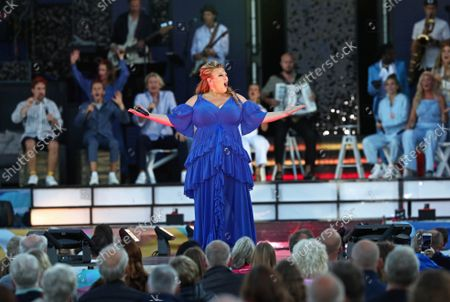 Editorial image of Diggiloo concert, Motala, Sweden - 07 Aug 2021