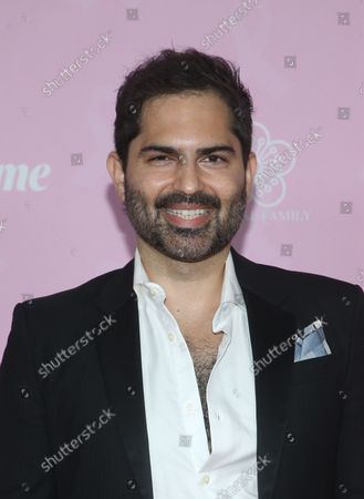 Editorial picture of 'List of a Lifetime' film premiere, Arrivals, Los Angeles, California, USA - 29 Sep 2021