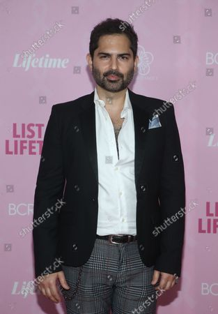 Editorial photo of 'List of a Lifetime' film premiere, Arrivals, Los Angeles, California, USA - 29 Sep 2021