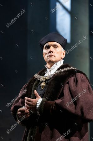 Ben Miles as Thomas Cromwell,
