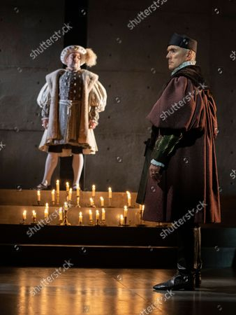 Nathaniel Parker as Keng Henry, Ben Miles as Thomas Cromwell