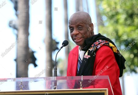 Editorial picture of The Hollywood Walk of Fame honors The Chi-Lites, Los Angeles, California, USA - 30 Sep 2021
