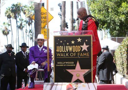 Marshall Thompson & Jimmie Walker