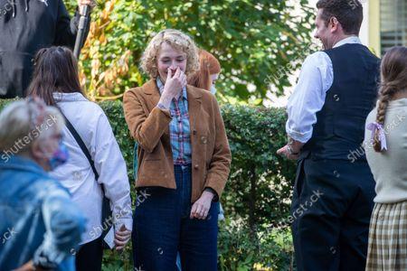 Editorial image of 'Grantchester' TV show filming, Cambridge, UK - 16 Sep 2021