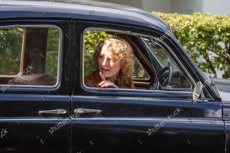Editorial picture of 'Grantchester' TV show filming, Cambridge, UK - 16 Sep 2021