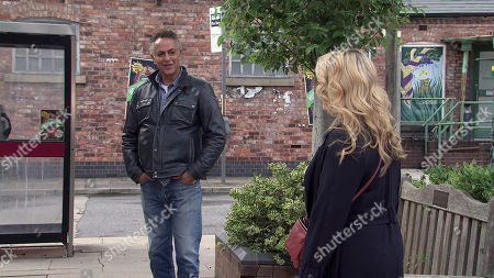 Editorial photo of 'Coronation Street' TV Show, UK - Oct 2021