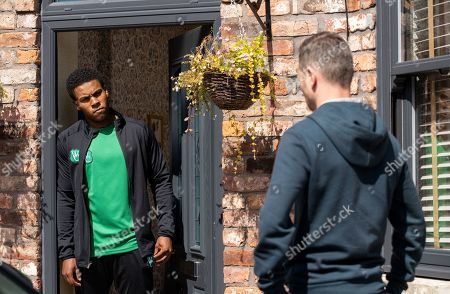 Editorial picture of 'Coronation Street' TV Show, UK - Oct 2021