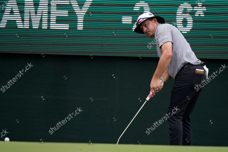 Editorial picture of Sanderson Farms Golf, Jackson, United States - 30 Sep 2021