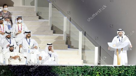 Editorial picture of The opening ceremony of EXPO 2020 Dubai, United Arab Emirates - 19 Sep 2021