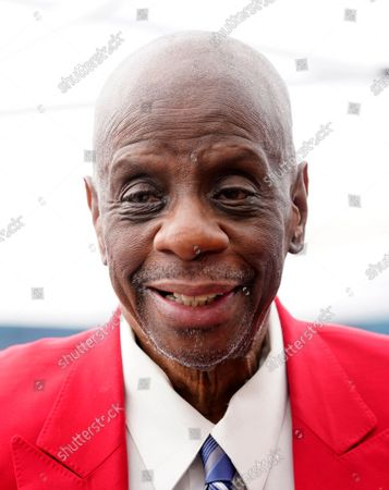 Actor Jimmie Walker is pictured at a ceremony to award R&B group The Chi-Lites a star on the Hollywood Walk of Fame, in Los Angeles