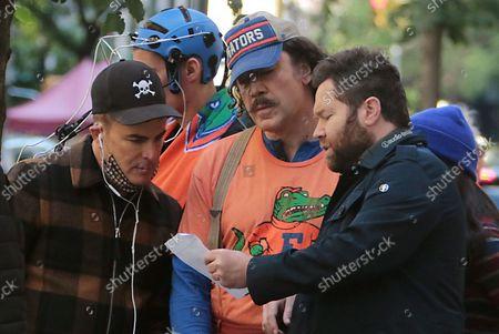Stock Picture of Will Speck, Javier Bardem, Josh Gordon