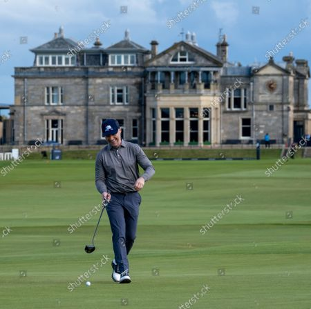 Stock Picture of Ronan Keating on 17th