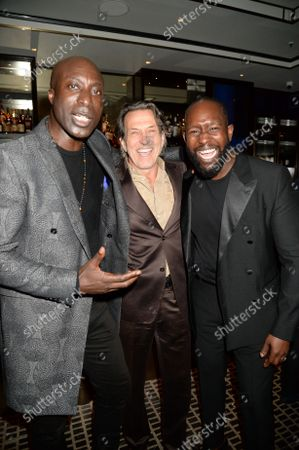 Editorial photo of Stephen Webster 'Cocktales' book launch party at Nobu London, UK - 30 Sep 2021