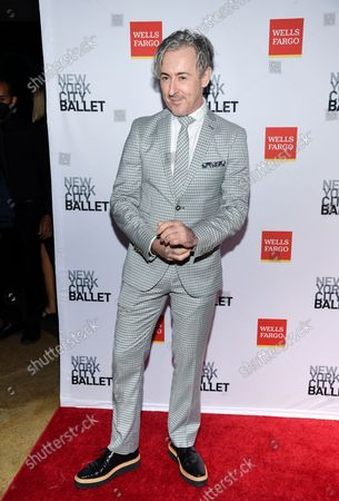 Actor Alan Cumming attends the New York City Ballet Fall Fashion Gala at the David H. Koch Theater at Lincoln Center, in New York