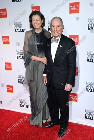 Editorial picture of 2021 City Ballet Fall Fashion Gala, New York, United States - 30 Sep 2021