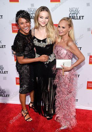 Editorial photo of 2021 City Ballet Fall Fashion Gala, New York, United States - 30 Sep 2021