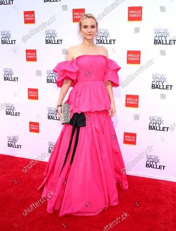Stock Photo of Diane Kruger
