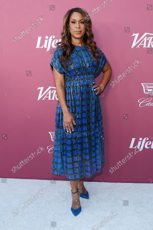 Warner Bros. Television Group Chairman Channing Dungey attends the Variety's 2021 Power of Women event at the Wallis Annenberg Center in Beverly Hills, California, USA, 30 September 2021.