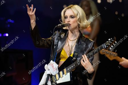 Editorial picture of St. Vincent Austin City Limits taping at ACL Live, Moody Theater, Austin, Texas, USA - 30 Sep 2021