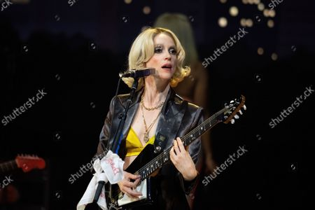 Editorial photo of St. Vincent Austin City Limits taping at ACL Live, Moody Theater, Austin, Texas, USA - 30 Sep 2021
