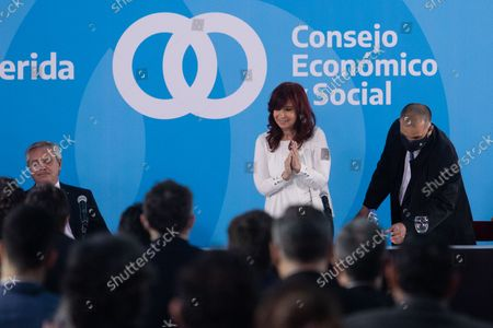 Editorial picture of New Agro-economic Measures In Argentina, Buenos Aires - 30 Sep 2021