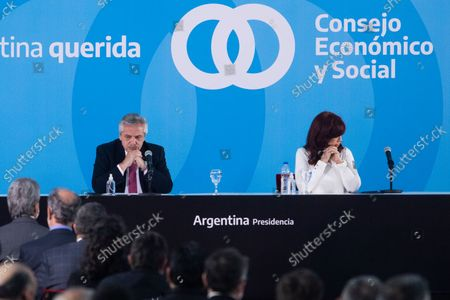 Editorial photo of New Agro-economic Measures In Argentina, Buenos Aires - 30 Sep 2021