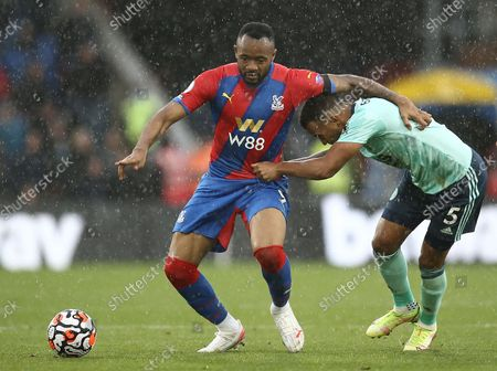 Editorial image of Crystal Palace v Leicester City, Premier League, Football, Selhurst Park, London, UK - 03 Oct 2021