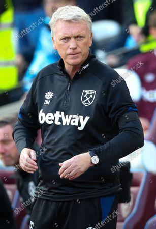 David Moyes - Manager of West Ham