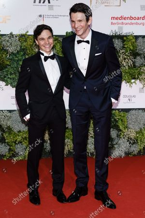Editorial picture of 71st German Film Awards gala in Berlin, Germany - 01 Oct 2021