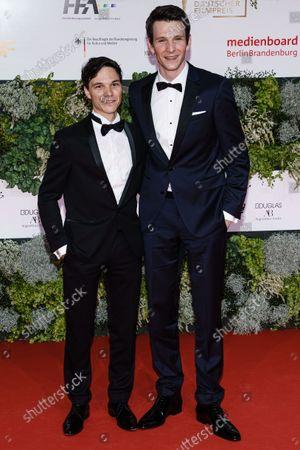 Editorial photo of 71st German Film Awards gala in Berlin, Germany - 01 Oct 2021