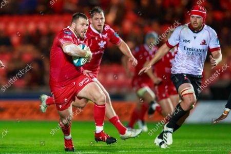 Editorial picture of Scarlets v Emirates Lions - United Rugby Championship - 01 Oct 2021