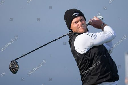 Editorial picture of Alfred Dunhill Links Championship Golf, Day 4, St Andrews, Fife, Scotland - 03 Oct 2021