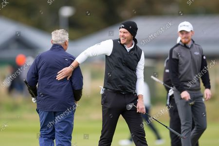 Editorial photo of Alfred Dunhill Links Championship Golf, Day 4, St Andrews, Fife, Scotland - 03 Oct 2021