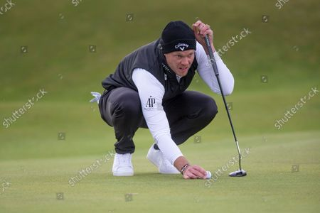Editorial image of Alfred Dunhill Links Championship Golf, Day 4, St Andrews, Fife, Scotland - 03 Oct 2021