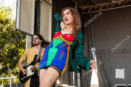 Editorial picture of 2021 City Limits Music Festival - Weekend One - Day 1, Austin, United States - 01 Oct 2021