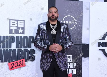 Stock Picture of DJ Envy