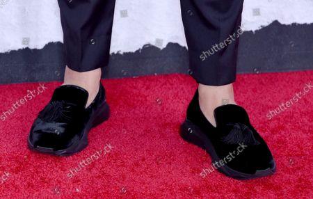 DJ Envy, shoe detail