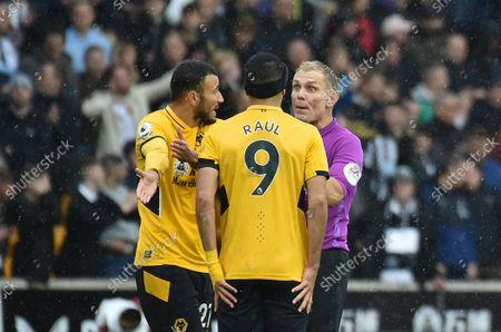 Editorial picture of Soccer Premier League, Wolverhampton, United Kingdom - 02 Oct 2021