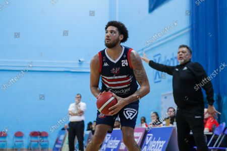 Editorial picture of Bristol Flyers v London Lions, UK - 02 Oct 2021