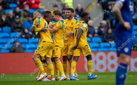 Editorial picture of Cardiff City v Reading FC - EFL Sky Bet Championship 21/22, Football, Cardiff City Stadium, Cardiff, WALES, UK. 2 OCT 2021