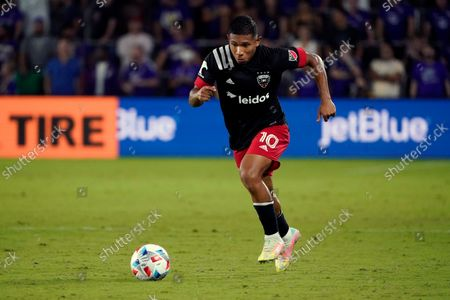 Editorial picture of MLS DC United City Soccer, Orlando, United States - 02 Oct 2021