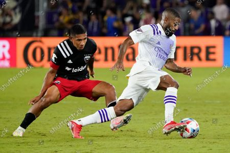 Editorial image of MLS DC United City Soccer, Orlando, United States - 02 Oct 2021