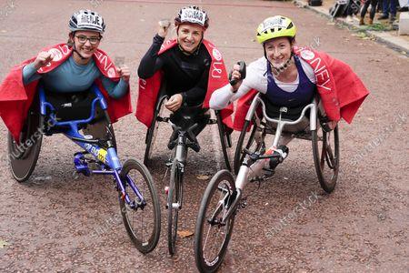 Editorial image of Athletics Marathon, London, United Kingdom - 03 Oct 2021