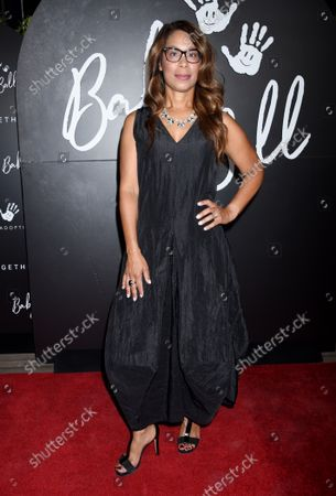 Editorial picture of AdoptTogether's Annual Baby Ball Gala, Arrivals, Los Angeles, California, USA - 02 Oct 2021