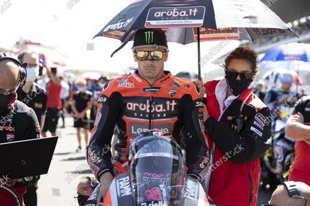 Editorial image of World Superbike 2021: Algarve, Algarve International Circuit, Portugal - 03 Oct 2021