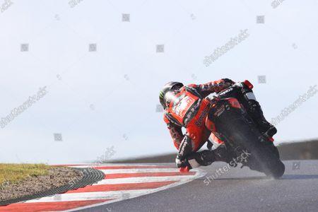 ALGARVE INTERNATIONAL CIRCUIT, PORTUGAL - OCTOBER 03: Scott Redding, Aruba.It Racing - Ducati at Algarve International Circuit on Sunday October 03, 2021 in Portimao, Portugal. (Photo by Gold and Goose / LAT Images)