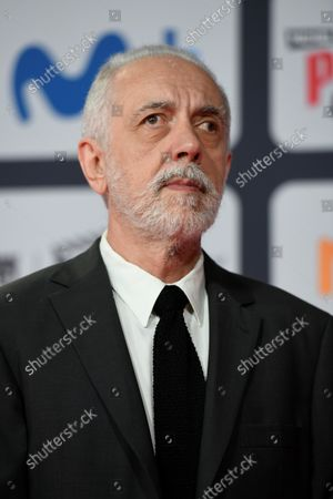 Editorial picture of Platino Awards Gala, Madrid, Spain - 03 Oct 2021