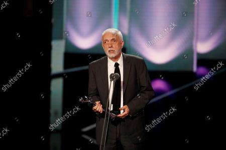Editorial photo of Platino Awards Gala, Madrid, Spain - 03 Oct 2021